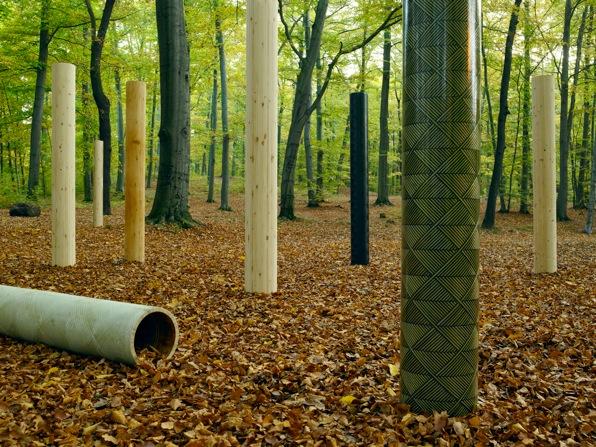 Leichtbauelemente mit tragender Funktion - das Formholz der TU Dresden