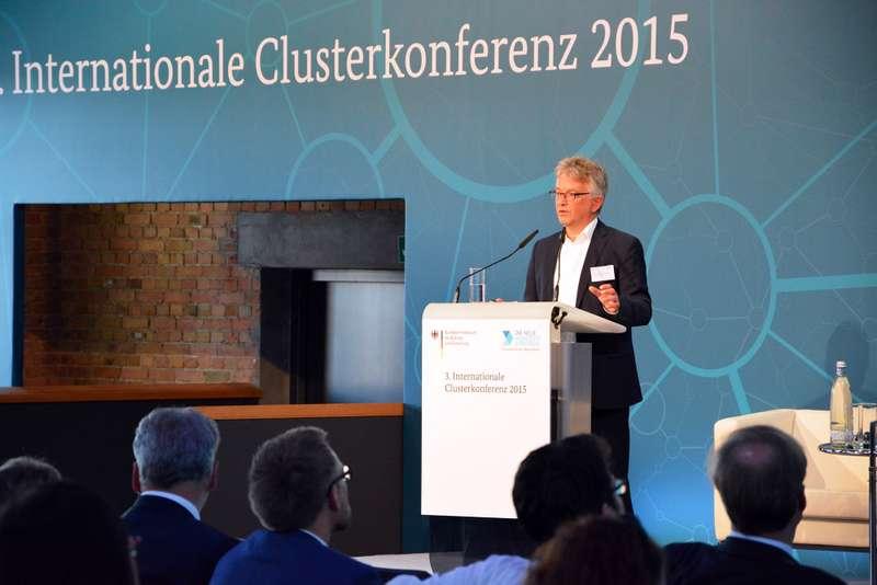 Prof. Dr. Manfred Kirchgeorg von der HHL Graduate School of Management beleuchtete Internationalisierungsstrategien