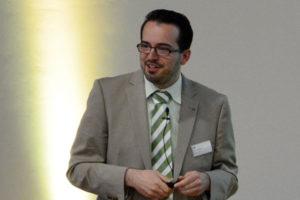 Gerd Unkelbach, Leiter des Fraunhofer CBP, wechselt von der TG-Leitung im Themengebiet 2 - Chemie in den Vorstand des BioEconomy e. V.