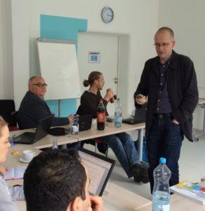Ideenworkshop Geschäftsmodellentwicklung GISBERT