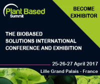 Plant Based Summit with BioEconomy Stand C20