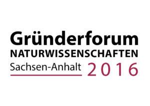 Logo_Gründerforum Naturwissenschaften 2016_klein