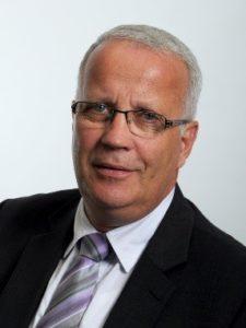 Clustermanager Prof. Dr. Matthias Zscheile