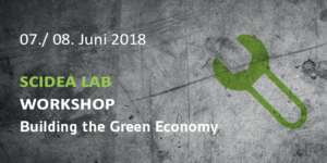 Innovationsworkshop Green Economy - Scidea Lab @ TGZ Halle, Co-Working Space | Halle (Saale) | Sachsen-Anhalt | Deutschland