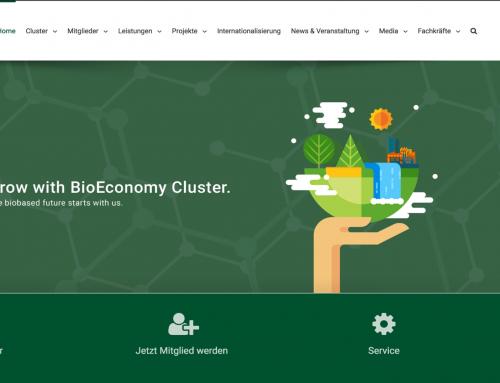 Neue Optik des BioEconomy Cluster: Zusammenwachsen im Netzwerk
