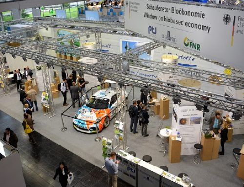 """Showcasing the Bioeconomy"" – Hannover Messe and other events present biobased products and research highlights"