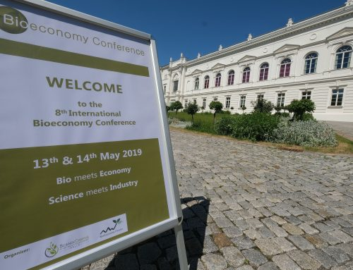 With challenge comes opportunity – Kick-off of the 8th International Bioeconomy Conference in Halle