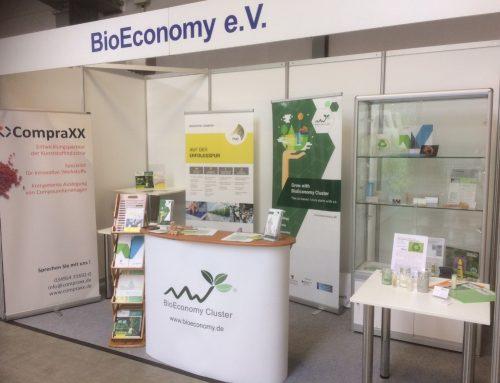BioEconomy beim Partner Polykum auf der BIOPOLYMER 2019