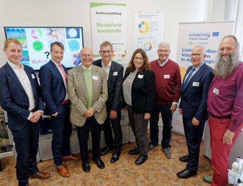 Bio-Polymere im breiten Einsatz – INNONET Kunststoff fokussiert Bioplastics