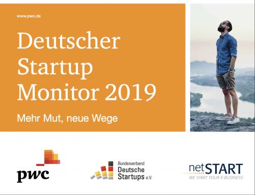 7. Deutscher Startup Monitor zeigt Notwendigkeit von Netzwerken und Kapitalzugang