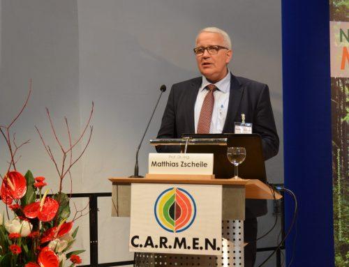 Präsentation des BioEconomy e.V. in Kooperation mit der TH Rosenheim
